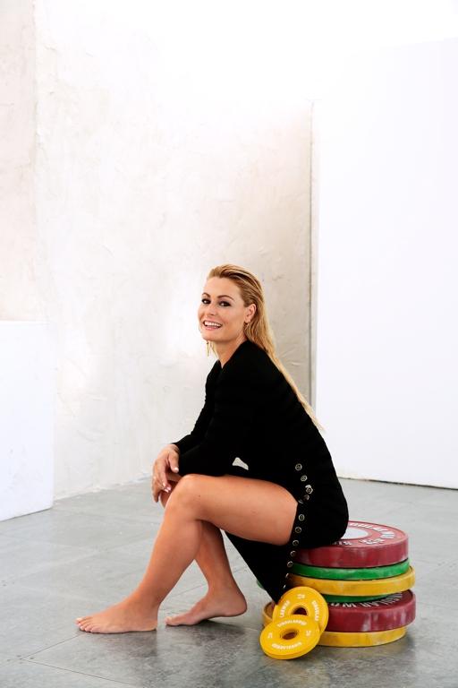 Galería fotográfica de Lydia Valentín